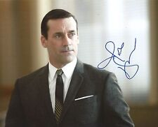 Jon Hamm signed Don Draper' Mad Men 8x10 Photo - Proof - Minions
