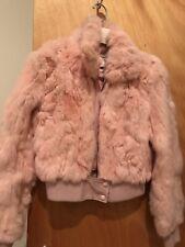 100% fur jacket women