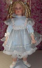 "21"" - Thelma Resch Doll - MICHELLE - Porcelain - Lifelike - 449/2000"