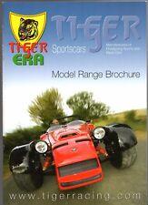 Tiger 2010-11 UK Market Sales Brochure Avon R6 B6 RS6 Z100 Aviator ERA 30