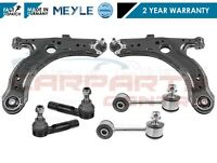 FOR VW GOLF MK4 1.9 GT TDI FRONT WISHBONE ARM ARMS LINK LINKS OUTER TIE ROD ENDS