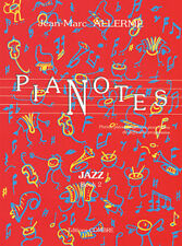 Pianotes Jazz Book 2 Piano Sheet Music Score Musical Instrument Learning  #3D277