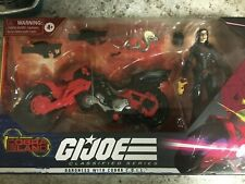 G.I. Joe Classified Series Baroness with Cobra C.O.I.L.