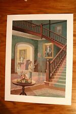 As Time Goes By James Lumbers Signed Open Collectors Edition Print