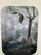 """Bradford Exchange 1996 """"Natures Harmony"""" By Daniel Smith Is A Series Of 4 Plates"""