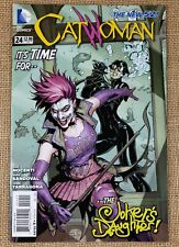 DC Catwoman 24 Jokers Daughter