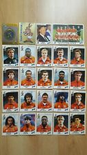 Panini EM 1992 Euro 92 Niederlande komplett