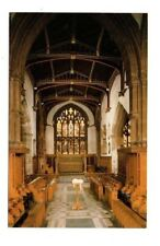 Leicestershire - Leicester Cathedral, The Choir - PIcture Postcard