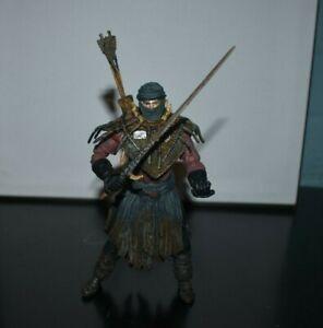Lord of the Rings Action Figure Haradrim Archer LOTR Evil Warrior Mordor Toybiz