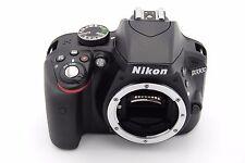 Nikon D D3300 24.2 caméra SLR numérique MP Boitier uniquement (sans batterie)