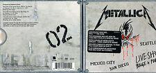 Metallica - Live Shit 3CDs & 2 DVD over 8 hours (2002) CD & DVD BRAND NEW Canada