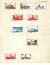 Us. Cinderella. Poster Stamps By House Of Seagram. Rare! 2 Scans!