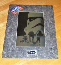 Star Wars Empire Strikes Back Stormtrooper Chromart Art Print Zanart Le Coa 1995