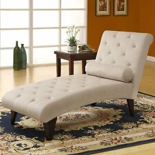 Chaise Lounge Indoor Chair Sofa Chaises Bedroom Living Room Velvet Furniture