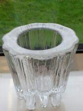 Kosta Boda en verre sculpture de glace
