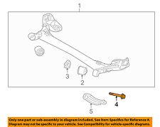 KIA OEM 10-18 Soul Rear Suspension-Axle Beam Bolt 551171G200