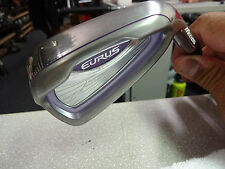 Women's Mizuno Eurus #7 Iron Original Graphite Ladies Flex