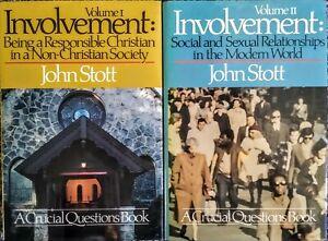 Involvement John Stott 2 Volume Set