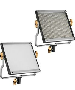 Neewer Professional Dimmable Bi-Color 480 LED Video Light, 3200-5600K, CRI 96+