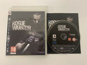 Rogue Warrior PS3 PlayStation 3 Video Game