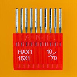 AMF Nähmaschinennadeln HAx1, 705-H, 15x1 70/80/90/100