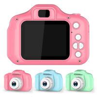 "2.0"" LCD Children Mini Digital Camera 1080P HD Kids Toys Camcorder Kid Gift Xmas"