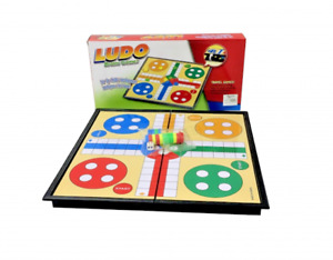 Ludo Game Magnetic kids Board game Classic traditional Adult toy birthday game