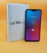 LG v50 ThinQ 128GB 5G LTE Sprint UNLOCKED (GSM+CDMA) - Black