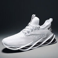 Men's Fashion Blade Sports Sneakers Casual Breathable Athletic Running Shoes Jog