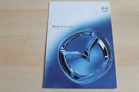 81961) Mazda 121 323 626 Demio MX-5 Xedos 9 - Preise & Extras - Prospekt 11/2001