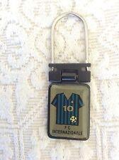PORTACHIAVI CALCIO ANNI '80 INTER F.C. MAGLIA N° 10 BECCALOSSI - IN CONFEZIONE