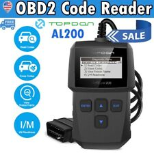 OBD2 OBDII Check Engine Diagnostic Car Auto Fault Code Reader Scanner Tool I/M