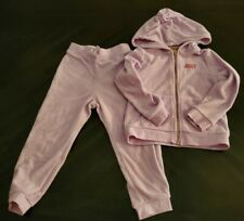 Girls Juicy Couture Sweatsuit Size 4