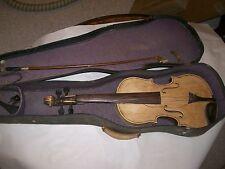 Violin 3/4 Karl Hofner for restoration made in Germany
