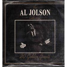 Al Jolson Lp Vinile The Al Jolson Collection 20 Golden Greats Sigillato