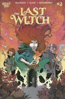The Last Witch #2 Jorge Corona Variant Boom! Studios 2021