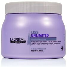 Serie Expert Masque MascariLLa Liss Unlimited KeratinoiL Complex 500ML LoreaL