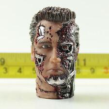 TA46-33 1/6th Scale Male Head Scuplt