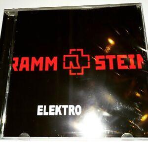 Rammstein megamix 2020 cd promo imballato