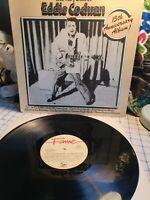Eddie Cochran 'The Very Best Of' (1980) vinyl LP MFP FA 3019 NM/NM