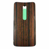 Motorola Moto X Pure Edition / Style XT1575 OEM Battery Back Door Cover Ebony