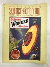 Fantastic Science fiction art 1926 - 1954 livre de poche Ballantine 1975