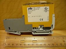 PILZ PSSu E S 4DO 0.5 standard I/O modules (312405) & TERMINAL BASE (312653)