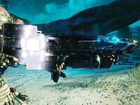 PS4/PS5-XBOX/X/S-PC Borderlands 3 Level 65 Modded Krakatoa Assault Rifle Hybrid