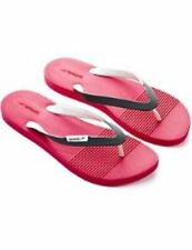 SPEEDO SATURATE FLIP FLOP NEW WITH TAGS SIZE 12 RED BEACH SHOES MEN WOMENS