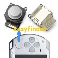 FOR PSP 2000 SERIES SLIM Repair Button Analog Joystick silver NEW