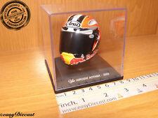 HIROSHI AOYAMA MOTO-GP ARAI HELMET 1/5 2009 RED BULL
