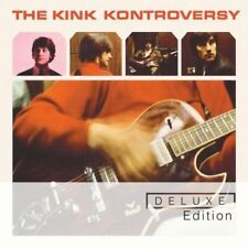 The Kinks - The Kink Kontroversy (Deluxe) NEW 2 x CD
