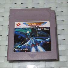Nemesis - Game Boy, 1990 - GAMEBOY - ede