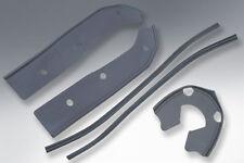 Lambretta  Mudguard - Horncase Rubber Kit in GREY Series 3 TV SX Special GP